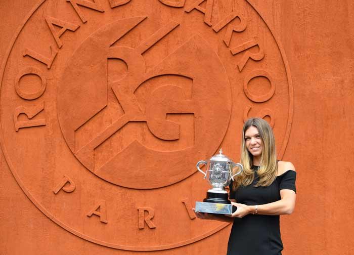 Roland Garros 2018 Simona Halep