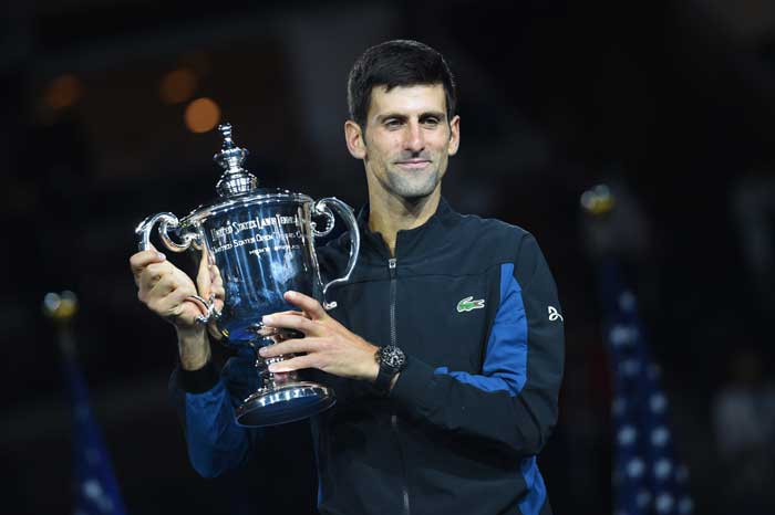 US Open 2018 Djokovic