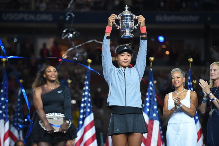 US Open 2018 Naomi Osaka