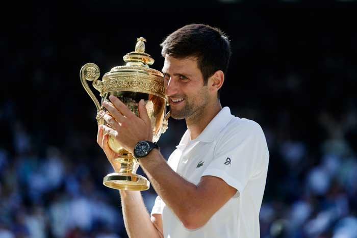 Wimbledon 2018 Djokovic