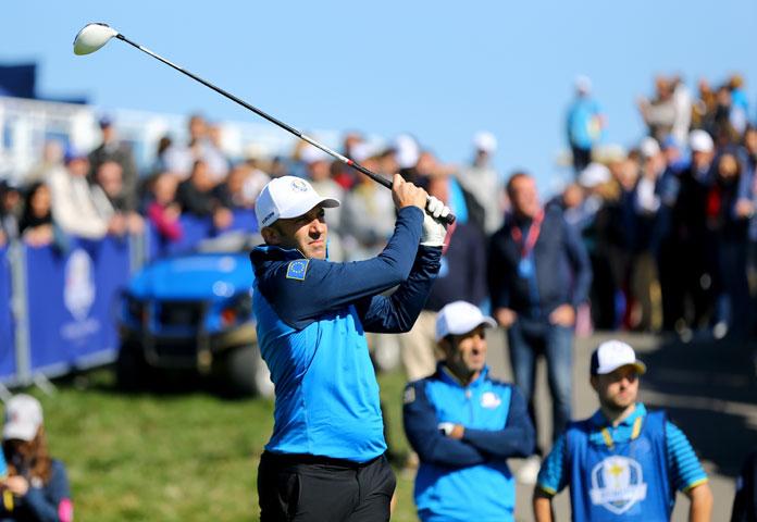Del Piero golf