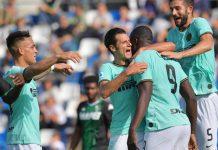 L'Inter di Conte affronta la Sampdoria