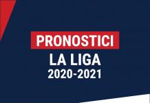 Liga spagnola 2020 2021, i pronostici settimanali