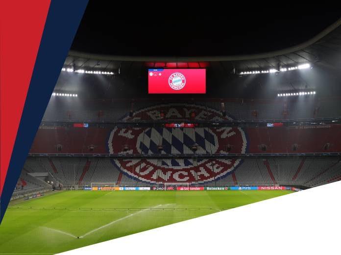 Lazio Bayern Monaco di Champions League