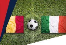 Belgio ed Italia si affrontano nei quarti di finale di Euro 2021